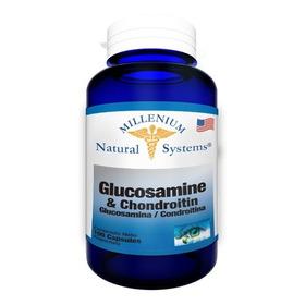 Glucosamina Americana 1500mg System Natural