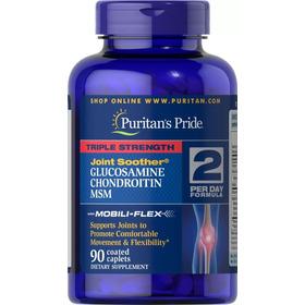 Glucosamina Condroitina Msm Cap - Unidad a $567
