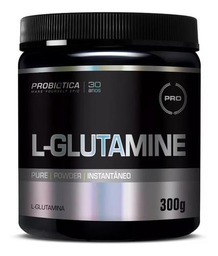 glutamina 300g probiótica [envio imediato] original