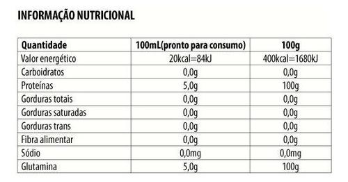 glutamina (300g) universal nutrition
