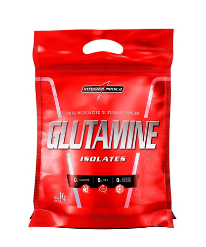 glutamina integral médic