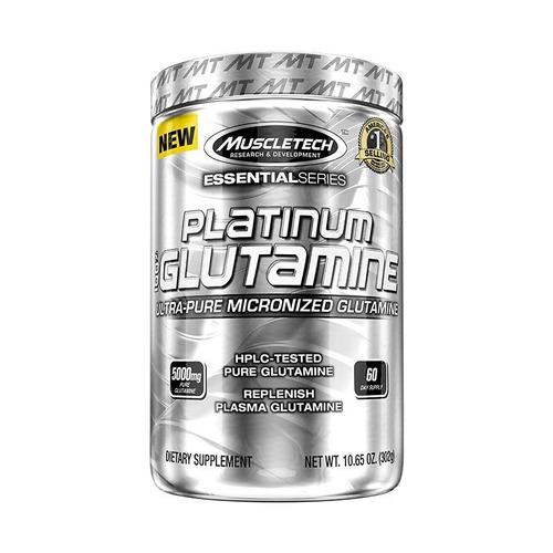 glutamina  muscletech recupera músculo