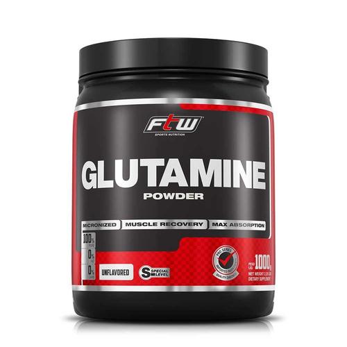 glutamina powder  recovery ftw 1kg