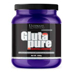 Glutapure 1kg Glutamina - Ultimate Nutrition - Importado