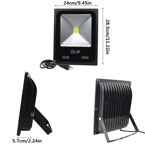 Glw 50w led flood lights outdoor security light daylight wh glw 50w led flood lights outdoor security light daylight wh aloadofball Gallery