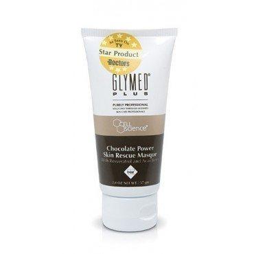 glymed plus cell ciencia chocolate power piel rescue masque