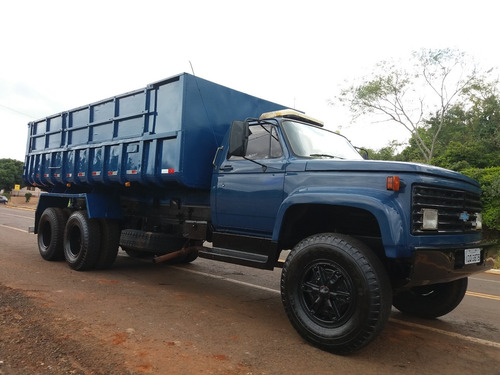 gm 14.000 truck caçamba agricola