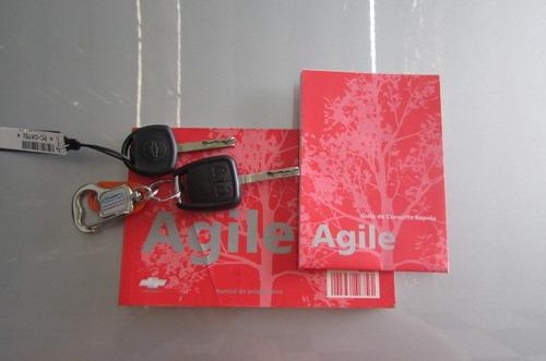 gm agile 1.4 ltz / completo / 2010