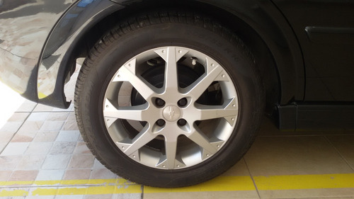 gm astra hatch 2.0 advantage 4p flex 11/11 preto 2º dono