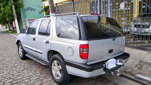 gm blazer executive 2003 modelo 2003  blindada muito nova