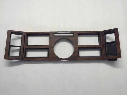 gm cadillac 88 - 94 biseles madera para instrumentos tablero