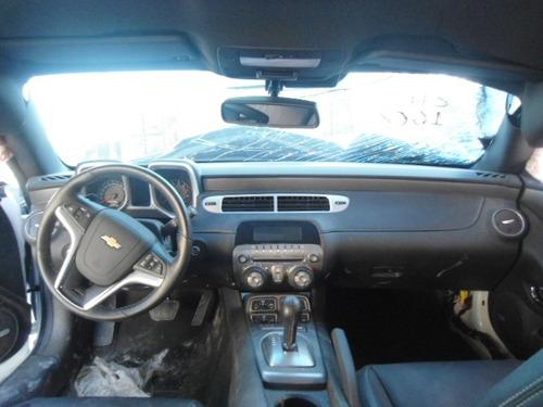 gm camaro ss mecânica lataria freios acessórios vidros