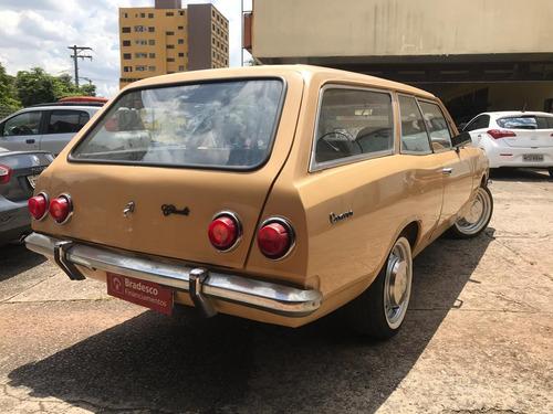 gm caravan 4cc 1976