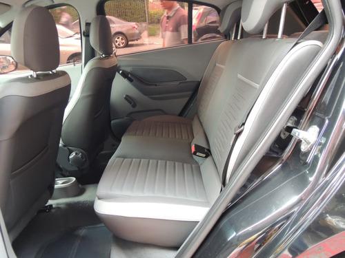 gm - chevrolet agile 1.4 2012 zero de entrada vilage automo