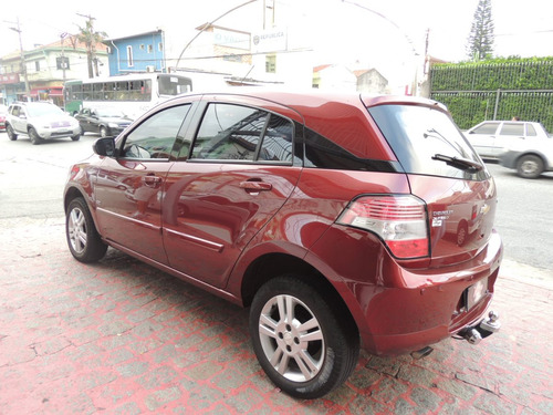 gm - chevrolet agile ltz 1.4 mpfi 8v 2011 vilage automoveis