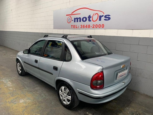gm chevrolet classic 1.0 ls completo gnv