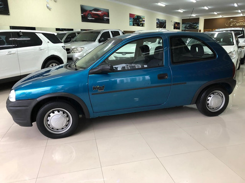 gm chevrolet corsa wind super 1.0 2p rariadade 1996