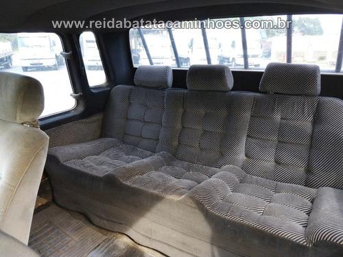 gm chevrolet d-20 cabine dupla turbo 1990 direção hidráulica
