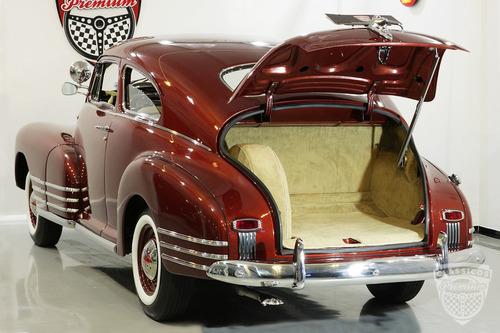 gm chevrolet fleetline 1947 47 - fastback aerosedan - antigo