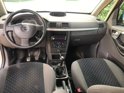 gm chevrolet meriva maxx 1.4 flex 09/09 manual