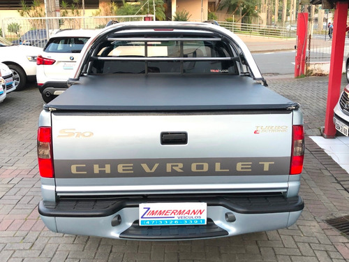 gm chevrolet s10 2.8 executive cd 4x4 diesel 2008