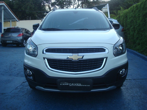 gm chevrolet spin activ 1.8 automatica ano 2015