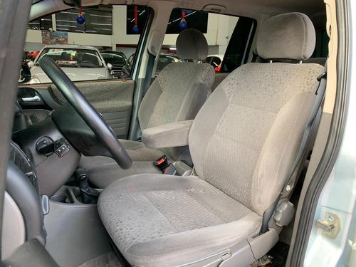gm chevrolet zafira 2.0 elegance flex aut 2010 7 lug linda