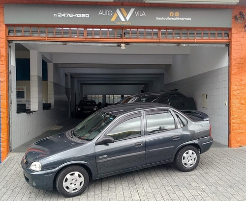 gm corsa classic sedan  2008  1.0 life flex power
