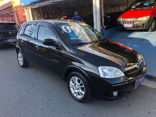 gm corsa hatch 1.4 premium 2009 m&f veículos