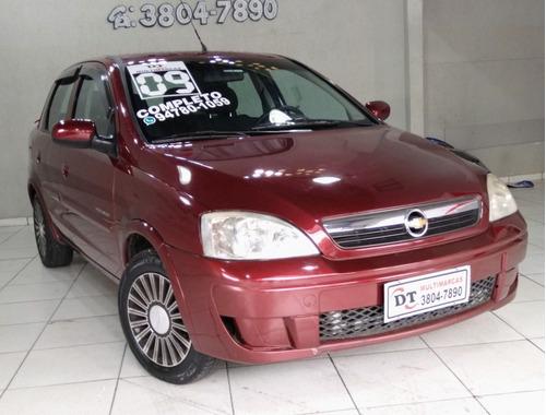 gm corsa sedan 1.4 premium  2009