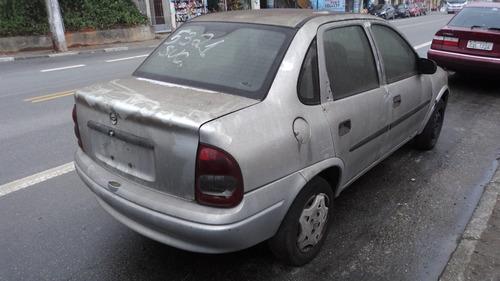 gm corsa sedan 1.6 8v 1999 (sucata somente para peças)