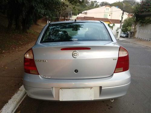 gm/ corsa sedan 1.8 2003 completo