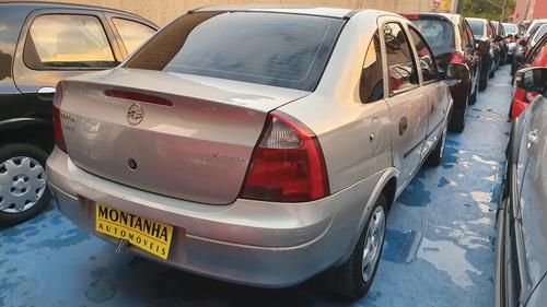 gm corsa sedan 1.8 completo ano 2005 montanha automoveis