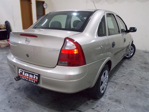 gm corsa sedan max 1.0 8v flex completo novo
