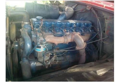 gm d60 1981 motor perkins original com reduzida funcionando!