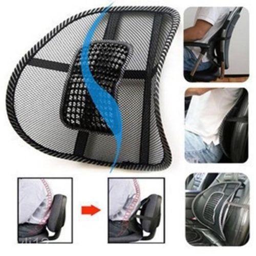 Gm espaldar auto silla oficina antiestres lumbar oferta for Soporte lumbar silla oficina
