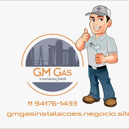 gm gás instalações