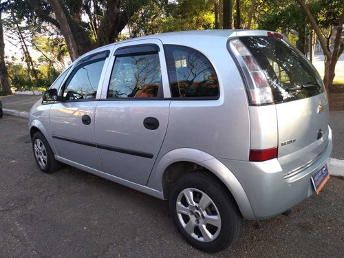 gm meriva joy  1.4 - flex manual completa (2009)