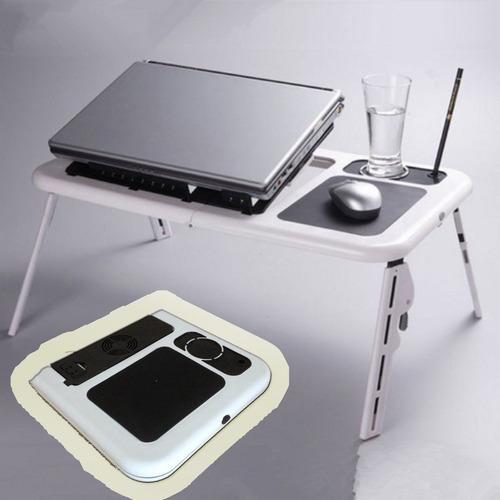 gm mesa cooler regulable, plegable, laptop, notebock