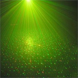 gm mini proyector luz laser dj discoteca rojo y verde