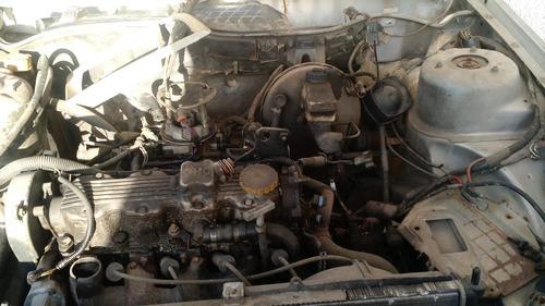 gm monza 1.8 bicudo / mecânica/lataria/suspensão/acabamentos
