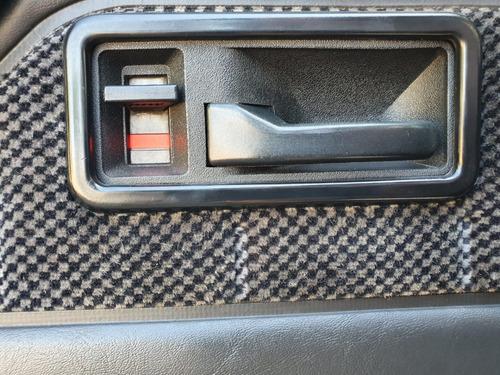 gm monza 1986 placa preta com ar condicionado