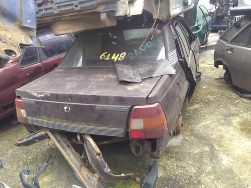 gm monza sl efi 1993 portas sucata para retirada de peças
