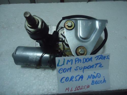 gm- motor do limpador  tras corsa c/ suporte bosch okm.