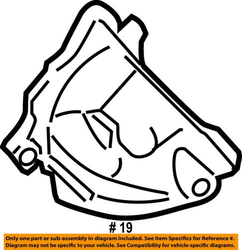 Gm Oil Filter Housing Diagram