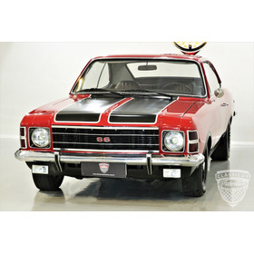 Gm Opala Ss Coupe 1977 77 - 6 Cilindros - Cupe Original