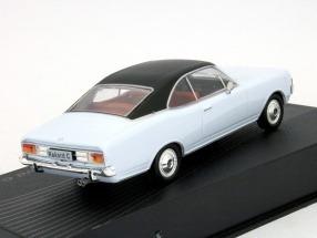 gm opel rekord coupe 1:43 minichamps chevrolet opala