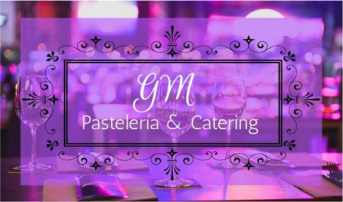 gm pasteleria & catering
