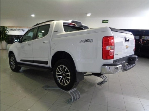 gm s-10 highcountry 2.8 turbo diesel 4x4 automatico 0km16/17