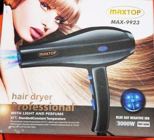 gm secadora cabello 3 tiempos de aire perfumado y luz oferta